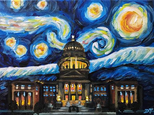 Starry Boise