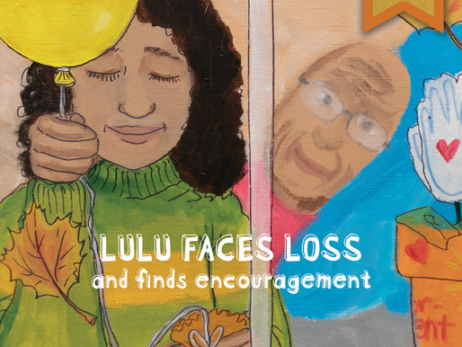 NEW Kid's Book on Grief & Loss