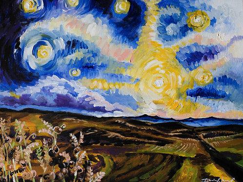 Starry Lentils