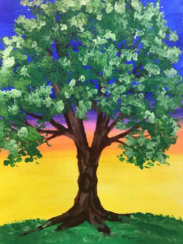 Acrylic Qtip tree.jpg