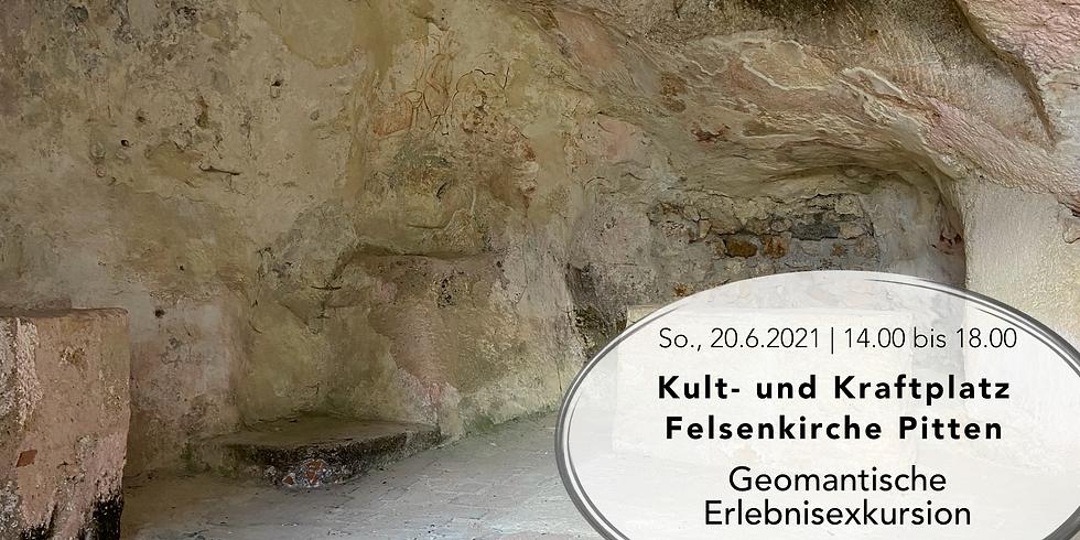 Geomantische Erlebnisexkursion Felsenkirche Pitten