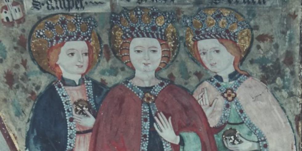 Von der großen Urmutter bis zu den heiligen drei Madeln