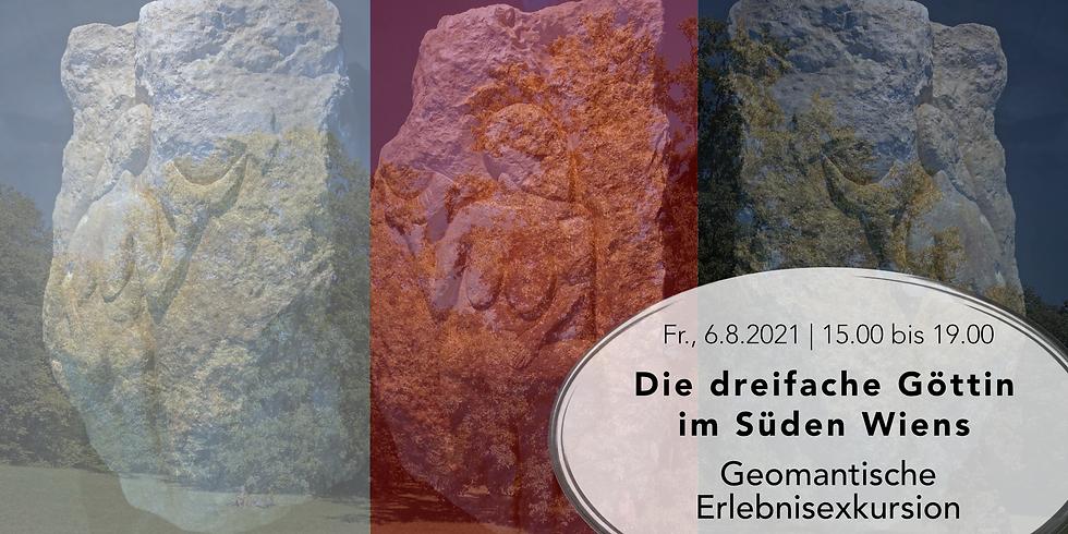 Die dreifache Göttin im Süden Wiens - Himmelswiese, Todtenwiese und Georgenberg