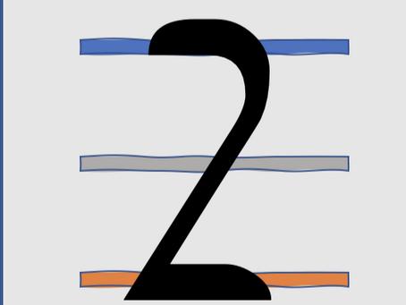 Symbolik der Zahlen - Die Zwei