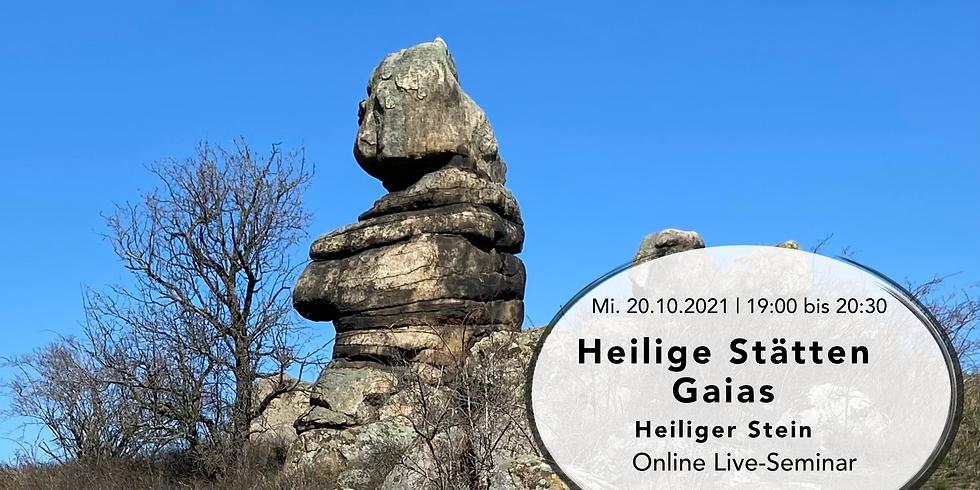 Heilige Stätten Gaias - Heiliger Stein