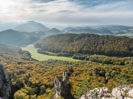 Heilige Hügel, Sichtlinien und Kultwege