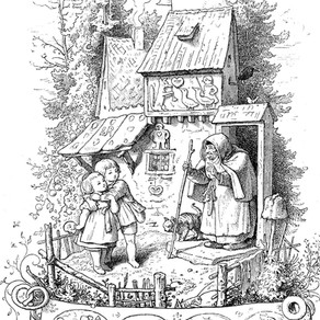 Hänsel und Gretel – Jenseitsreise und Initiation