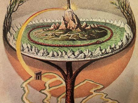 Das Drei-Welten-Bild in Mythen und Märchen