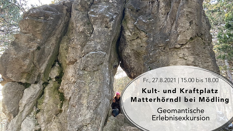 Kult- und Kraftplatz Matterhörndl bei Mödling