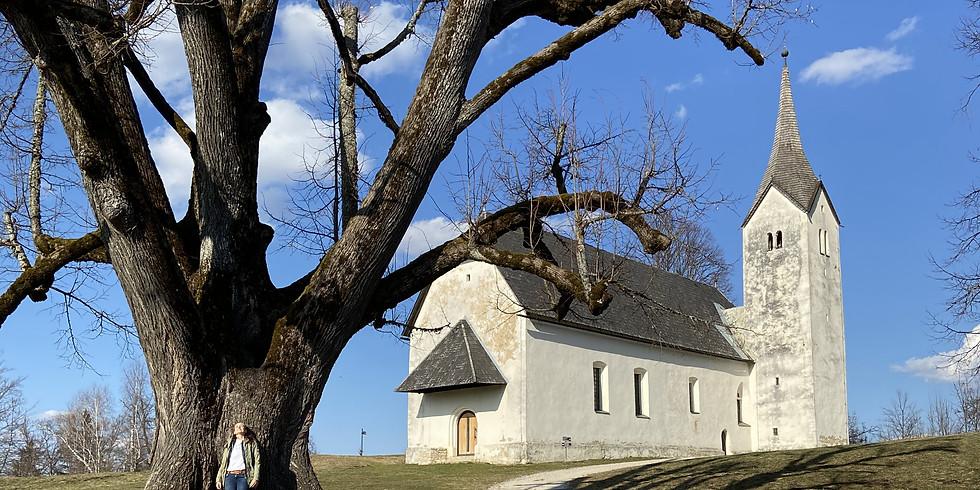 Landschaftsgöttin Iovenas und ihre Heiligtümer am Georgiberg und am Hemmaberg