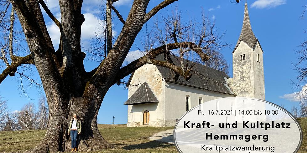 Kraft- und Kultplatz Hemmaberg und Rosaliengrotte