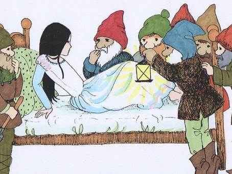 Schneewittchen - Mythen, Sagen und Volksmärchen