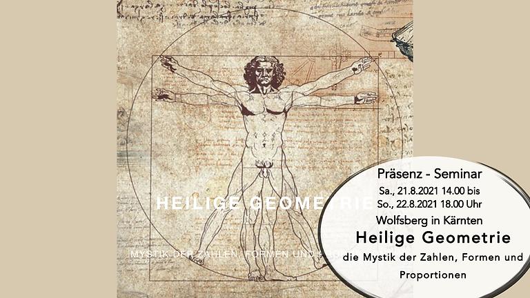 Heilige Geometrie - Mystik der Zahlen, Formen und Proportionen