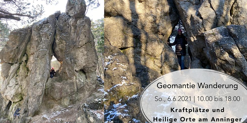Geomantie-Wanderung  - Kraftplätze und heilige Orte am Anninger