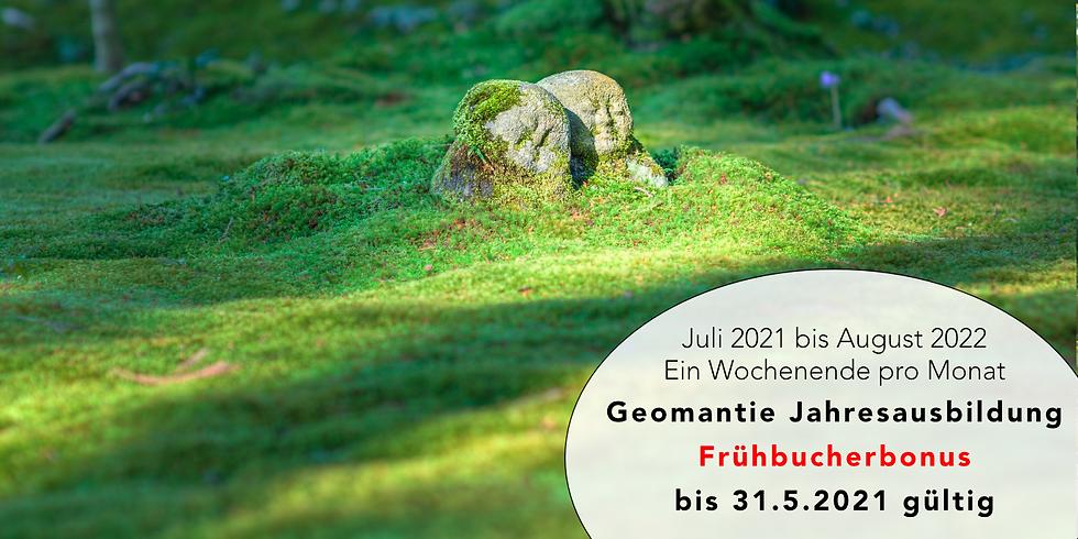 Geomantie Jahresausbildung 2021/22 - Raum und Mensch