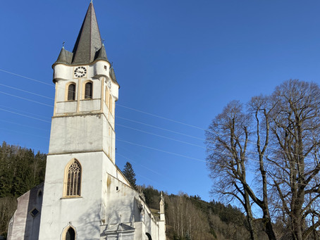 Kult- und Kraftplatz Kettenkirche St. Leonhard im Lavanttal