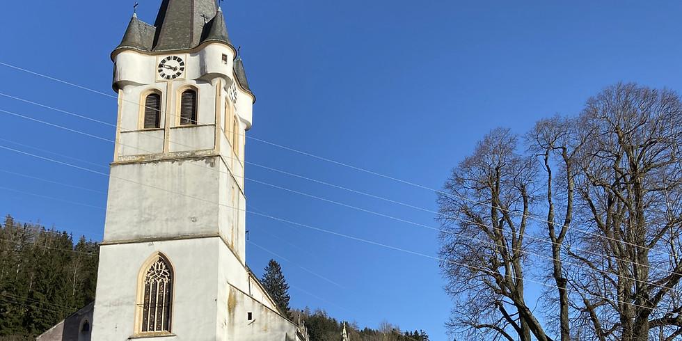 Geomantische Erlebnisexkursion -Kettenkirche St. Leonhard im Lavanttal