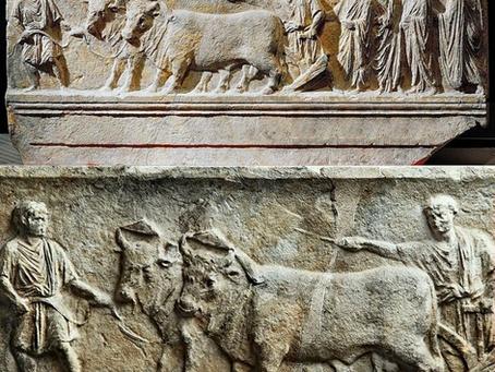 Etrusca disciplina - Geomantische Praktiken der Etrusker