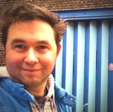 BEN DE VLEESCHAUWER  Dozent für Multimedia an der Karel de Grote-Hogeschool Antwerpen (www.kdg.be)