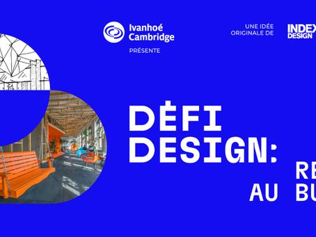 Défi Design Competition 2021
