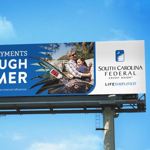 South Carolina Federal Billboard