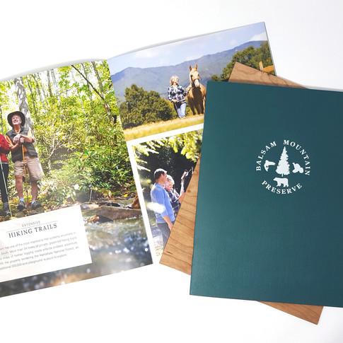 Balsam Mountain Preserve Brochure