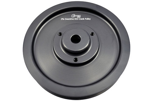 Cravenspeed Lightweight Crank Pulley 0% or +2% - R53 S