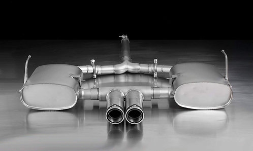 Remus Mini Cooper S R53 (02+) Cat-Back Exhaust