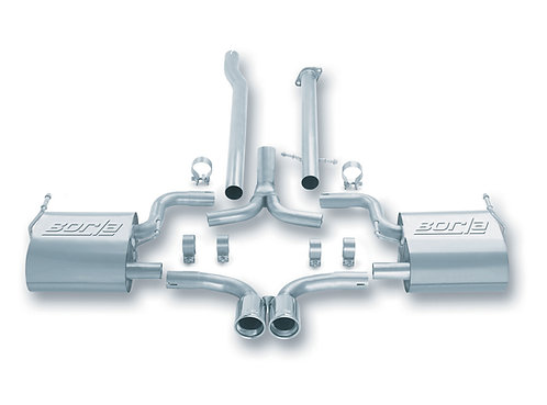 Borla Exhausts - Mini Cooper S R53