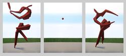 BB09A triptych, 2016