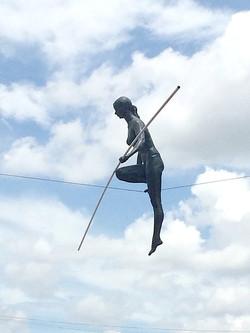 Tightrope walker (female)