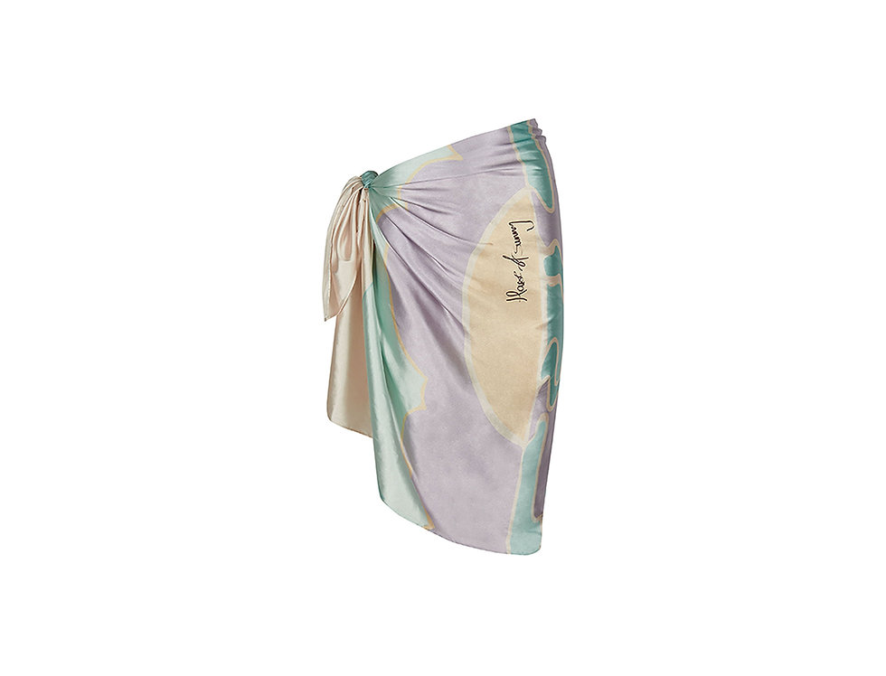 SILKY DAY TRIPPER SARONG