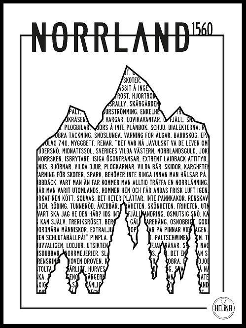 Norrland - 1560