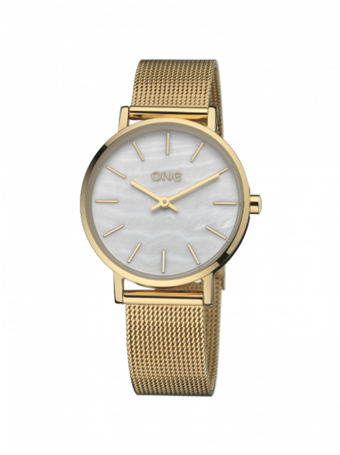 Relógio One Joy Dourado