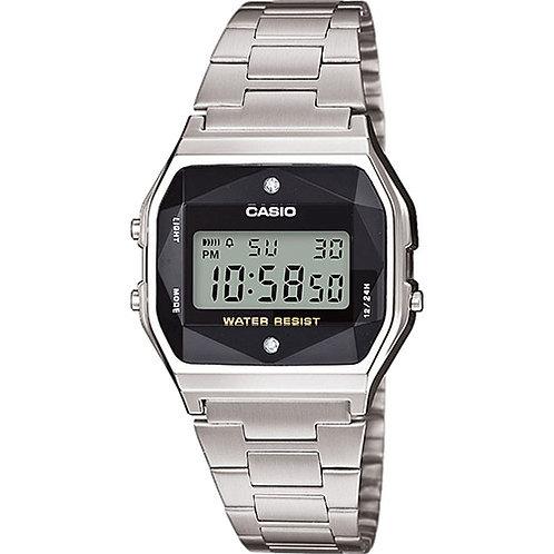 Casio Collection Vintage Relógio Mulher A158WEAD-1EF