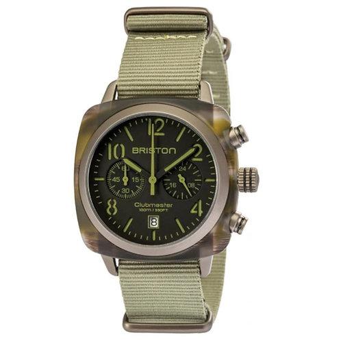 Relógio Briston Mostrador Preto