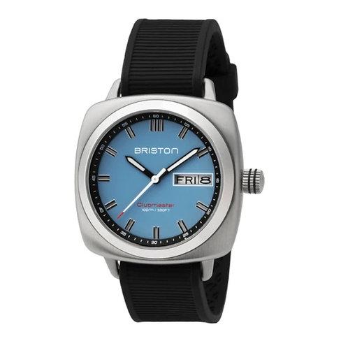 Relógio Briston Mostrador Azul Claro