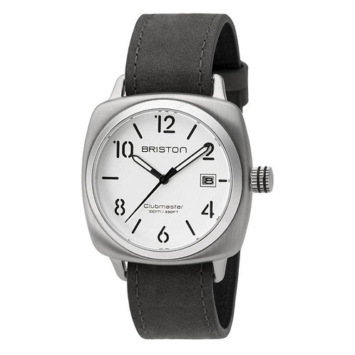 Relógio Briston Mostrador Branco
