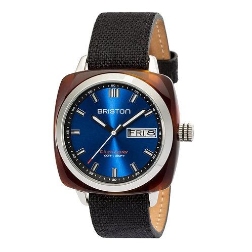 Relógio Briston Mostrador Azul