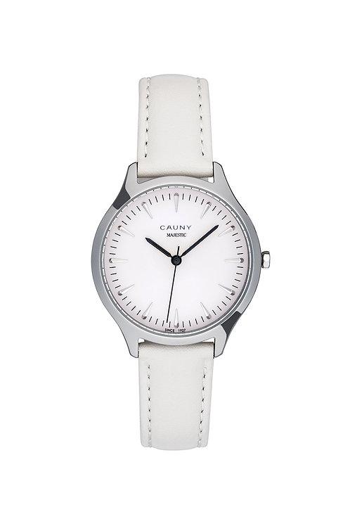 Relógio Cauny Majestic Essence Silver