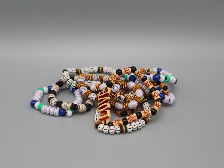 Market Bracelets x3