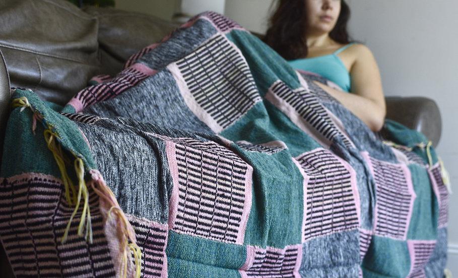 Cotton Blanket: Sunset