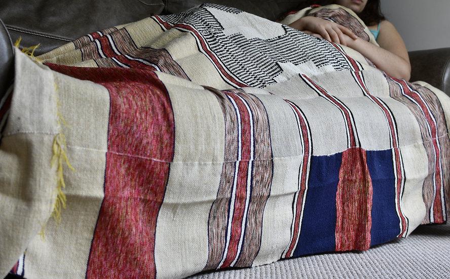 Blanket: Sahara