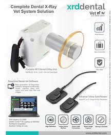 Vet dental x-ray package solution brochu