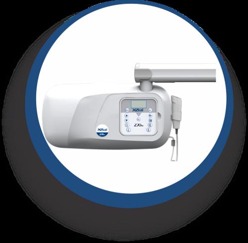 XZeal Z70 Dental Intra Oral X-Ray Unit Hand Held Remote Control