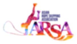 Asian Rope Skipping Association logo