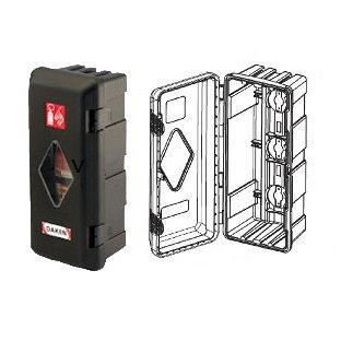 Coffret extincteur 6Kg/6L