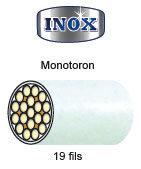 CÂBLE INOX MONOTORON LEVAC