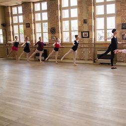 page danse classique : classique phase B