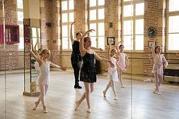page danse classique : classique phase A